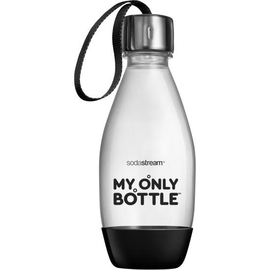 Fľaša 0,6l my only bottle čierna SODASTREAM