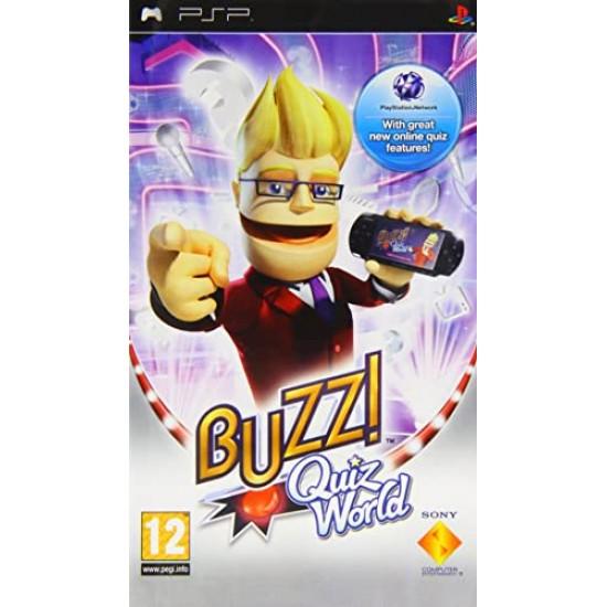 PSP Buzz - Svetový kvíz v Českom jazyku