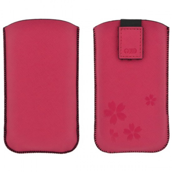 4-OK CASE UP COLORS, PINK, IPHONE 4/4S (115 x 62 x 13 mm)