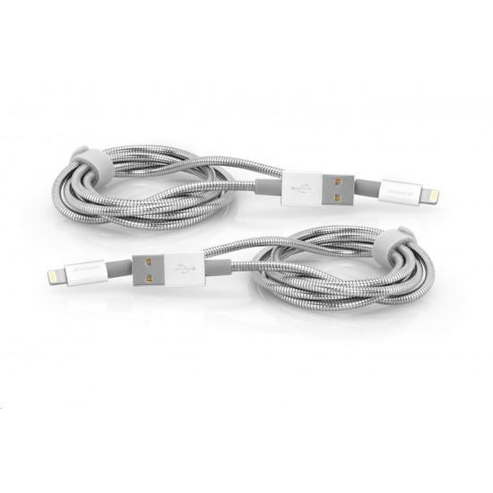 VERBATIM Lightning Sync & Charge Cable 100cm