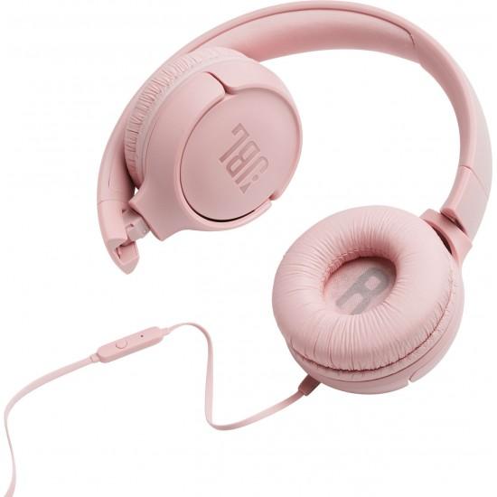 JBL Tune 500 ružová