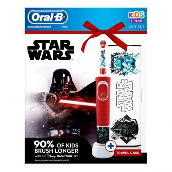 Oral-B Vitality D100 Star Wars + Cup