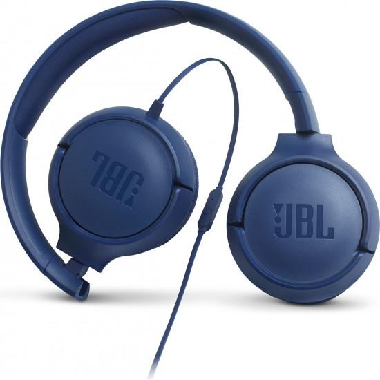 JBL Tune 500 modrá