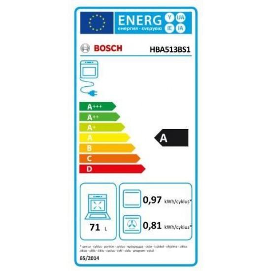 Bosch HBA513BS1