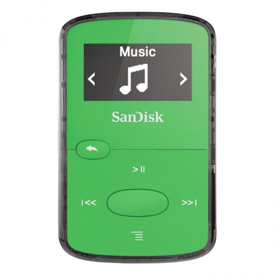 Sandisk Clip Jam 8GB (Hama Clip Jam MP3 prehrávač Zelená 8 GB)