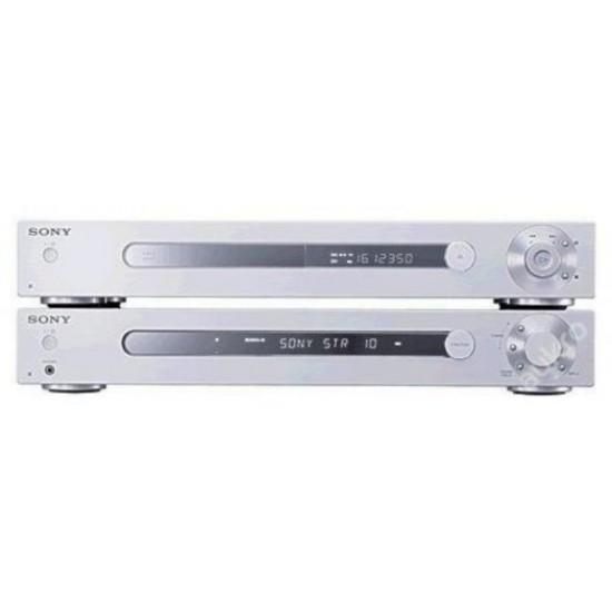 SET Sony Receiver STR-LV 500 + DVP-LS 500