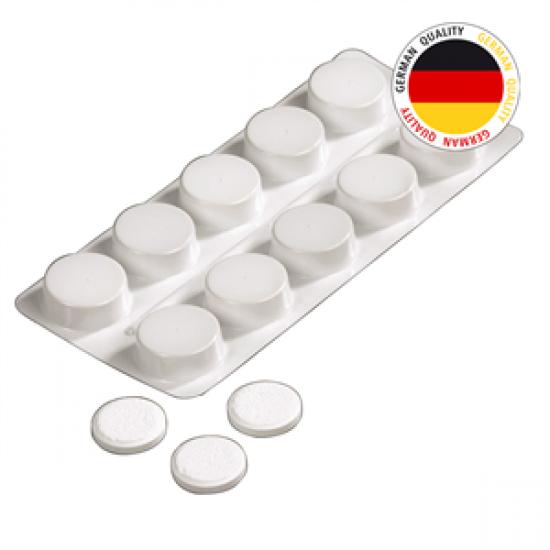 Xavax odmasťovacie/čistiace tablety 111889 (nielen) pre automatické kávovary, 10 ks