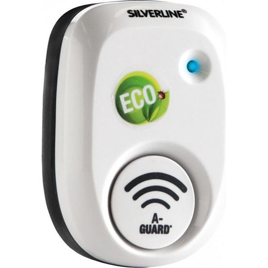 Silverline Odpudzovač myší a hlodavcov, napájanie batérie IN 25301