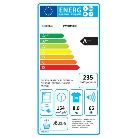 Electrolux EW8H458BC