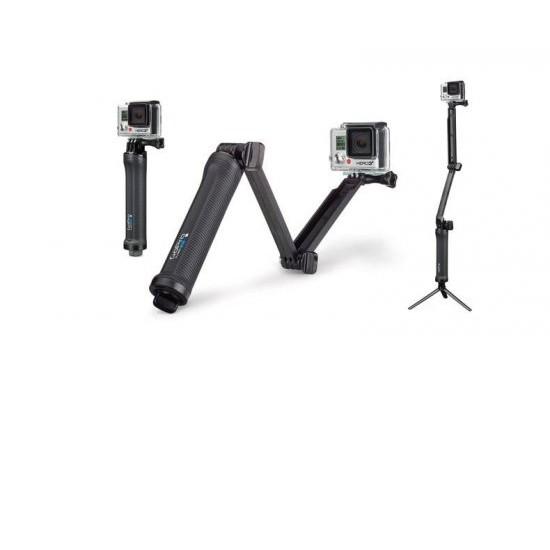 GoPro 3-Way Grip-Arm-Tripod - AFAEM-001