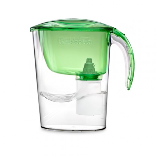 BARRIER Eco filtračná kanvica na vodu, zelená