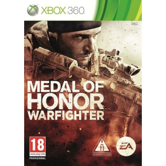 MEDAL OF HONOR: WARFIGHTER X360