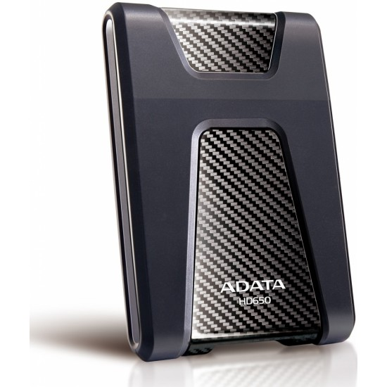 ADATA HD650 1TB čierny  AHD650-1TU3-CBK