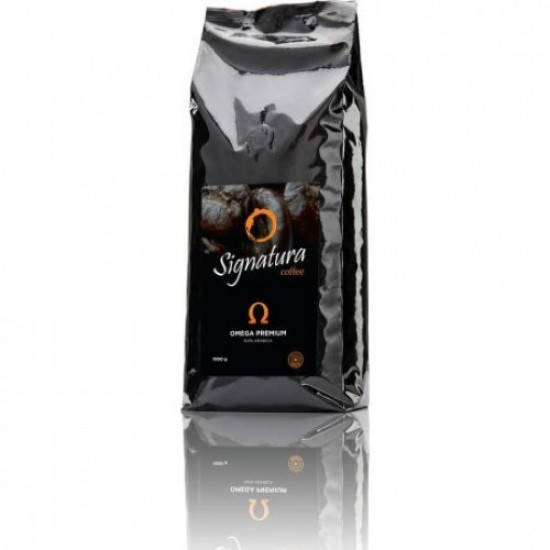 Elicsire Signatura Omega Premium 1kg zrno 100% Arabica