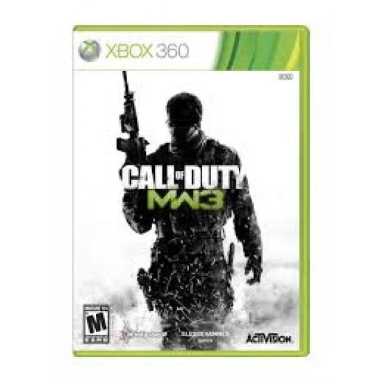 Hra X360 Call of Duty: Modern Warfare 3