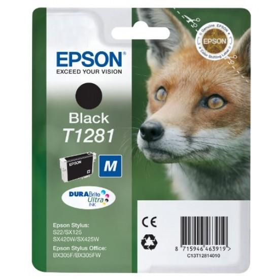 EPSON T1281 - ČIERNA