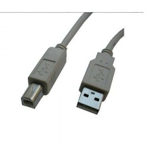 USB KÁBEL 2.0 A-B 2M