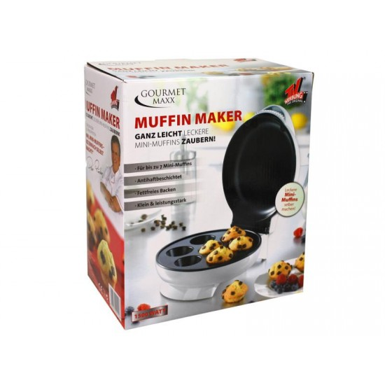 GOURMET MAXX MUFFIN MAKER